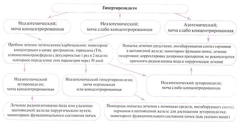Алгоритм, иллюстрирующий схему